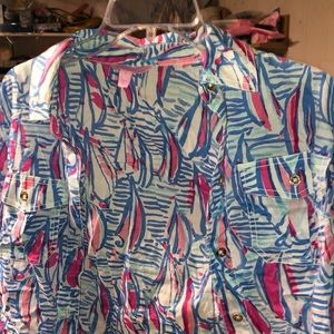 Sails Lilly button up